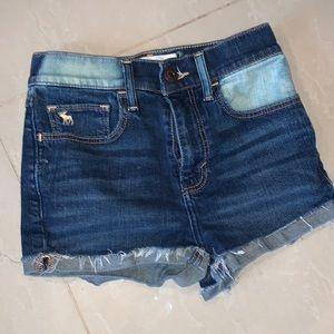 Abercrombie Girls Shorts Size 12